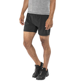 Craft Essential 2-in-1 Shorts Men, black